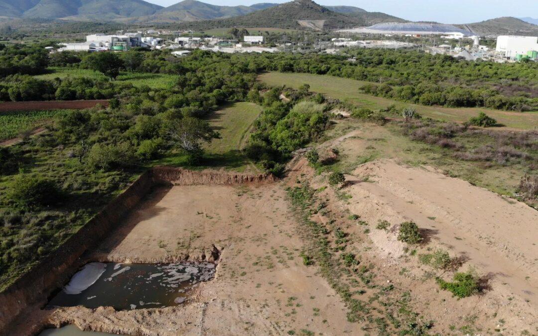 Convocan a conferencia de prensa para denunciar a minera Cuzcatlán por contaminación de manto acuífero, por segunda ocasión, en Valles Centrales.