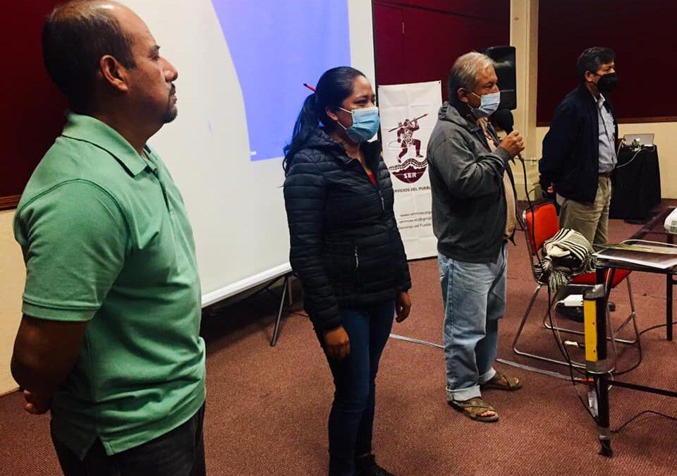 Acuerda el Consejo Estatal de Derechos Indígenas de Oaxaca construir iniciativa de reforma constitucional local sobre Derechos Territoriales