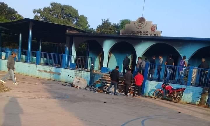 URGENTE ACTIVAR ALERTA TEMPRANA O INTERVENCIÓN INMEDIATA ANTE LA SITUACIÓN DE VIOLENCIA EN EL MUNICIPIO DE SAN JUAN MAZATLÁN, MIXE.