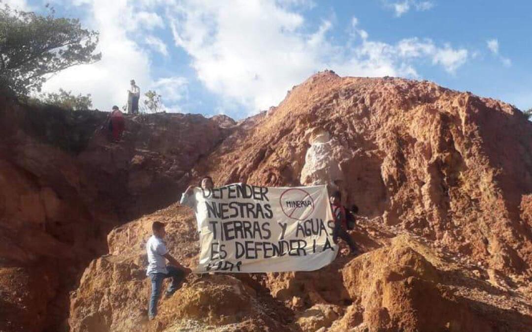 Posicionamiento de las comunidades Zoques de San Miguel Chimalapas contra el proyecto de Minaurum Gold Inc