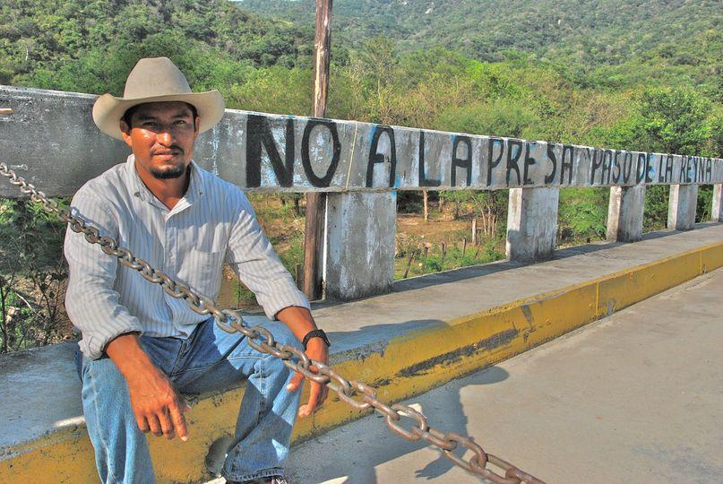 Exigimos Justicia por el asesinato de Fidel Heras Cruz defensor comunitario de Paso de la Reina