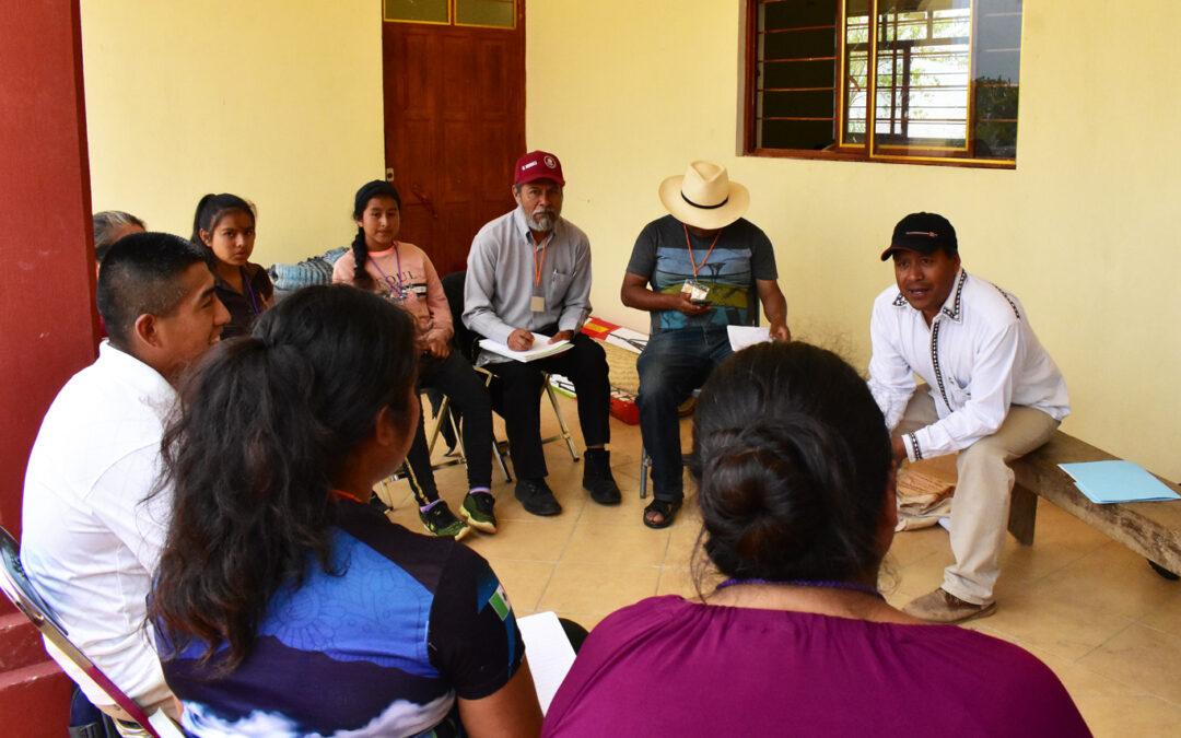Refrendamos nuestro compromiso para reencaminar juntos la planificación lingüística de la lengua mixe